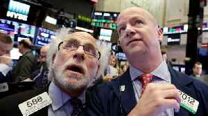 News video: Wall Street Swoons Over Sell Off