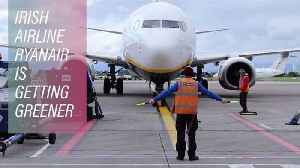 News video: Plastic free by 2023, Ryanair's new green initiative
