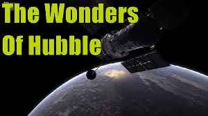 News video: The Wonders Of Hubble : Some amazing images from Nasa / ESA Hubble Space Telescope