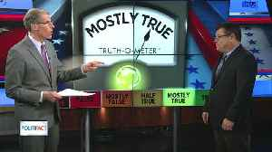 News video: PolitiFact Wisconsin's Top 4 Fact Checks in January
