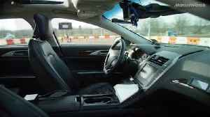 News video: What's going to happen inside your car once you don't have to drive