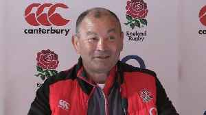 News video: Eddie Jones tears into Wales fly-half Rhys Patchell ahead of their match with England