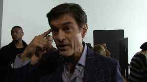 News video: Dr. Oz: Kristaps Porzingis Can Come Back Even Better, Here's How