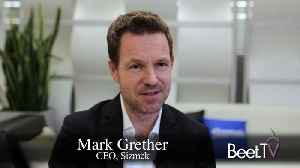 News video: GDPR Means Worry, Pain, Renaissance & Opportunity: Sizmek's Grether