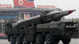 News video: North Korea Shows Off New ICBM's In Military Parade