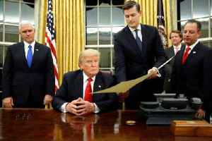 News video: Rob Porter is only latest member of Trump's inner-circle to face assault allegations