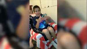 News video: Family of Boy with Rare Disease Hoping to Raise Enough Money for Specialized Van