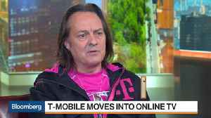 News video: T-Mobile's Legere on Customer Growth, Strategy and Competition