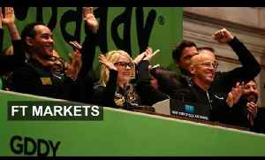 News video: GoDaddy reveals tech IPO appetite | FT Markets