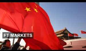 News video: A slowing China is good for equities I FT Markets