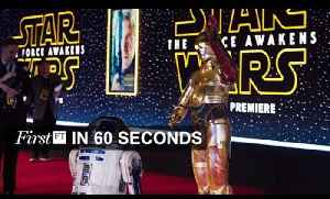 News video: VW loses market share, Star Wars wows Hollywood    FirstFT