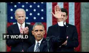 News video: Obama's final State of the Union address I FT World