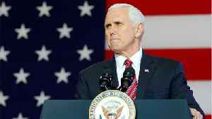 News video: Pence Says U.S. Will Defend Itself From N. Korea With Whatever 'Action Is Necessary'