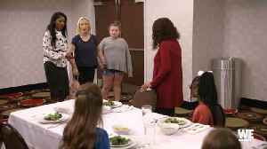 News video: Mama June and Alana Hilariously Fail Etiquette Class on 'From Not to Hot' -- Watch!