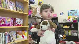 News video: NJ Boy With Autism Will Get Service Dog