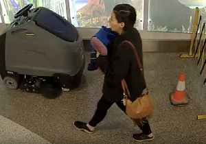 News video: Newborn Abandoned at Tucson Airport