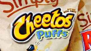 News video: Cheetos Introduces New Flavor Inspired by 2018 Olympics