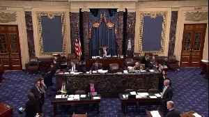 News video: US Congress moves to end brief federal government shutdown