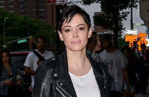 News video: Rose McGowan blamed for former manager's suicide