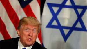 News video: Trump Tells Israel Peace Means Compromise
