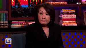 News video: Connie Chung Addresses Charlie Rose and Matt Lauer's Sexual Harassment Allegations