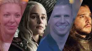 News video: Team USA Decides Which Game Of Thrones Character Should Sit On The Iron Throne