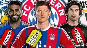 News video: The Biggest Transfer Bargain Of All Time Is…