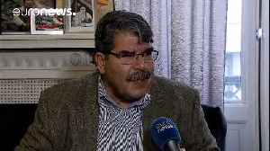 News video: 'Ankara is no different from ISIL' former PYD leader tells euronews