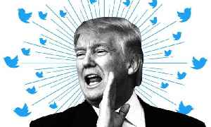 News video: Trump Launches Tweetstorm Railing Against National Security Apparatus