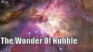 News video: Wonders Of Hubble : Some amazing images from Nasa / ESA Hubble Space Telescope