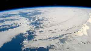 News video: NASA Video : Earth From Space  Real Footage -  Video From The International Space Station ISS