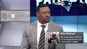 News video: Former Patriot Willie McGinest: Josh McDaniels Not Guaranteed To Take Over For Bill Belichick