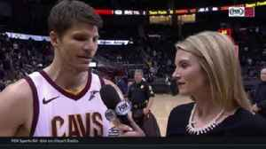 News video: Korver after convincing win in Atlanta: 'I think everyone played together'