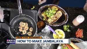 News video: Louisiana Creole Gumbo specializes in authentic New Orleans cooking