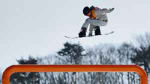 News video: 2018 Winter Olympics Update: Snowboard Gold And Team Skate Highlights