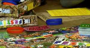 News video: Brand New Bristol Board Games That You Can Eat!