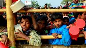 News video: Future uncertain for Rohingya Muslims fleeing Myanmar