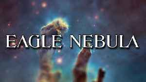 News video: NASA Hubble Space Telescope : A Closer Look At The Eagle Nebula