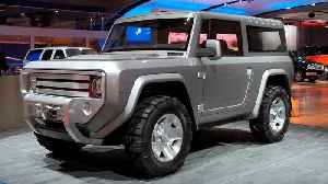 News video: The Ford Bronco is Coming Back