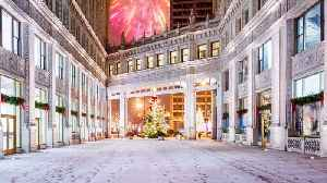 News video: The Best Things to Do in Chicago for the Holidays