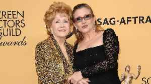 News video: Debbie Reynolds and Carrie Fisher Through the Years