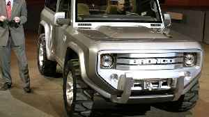 News video: The Ford Bronco Will Be Back in 2020