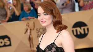 News video: Emma Stone's Hollywood Evolution