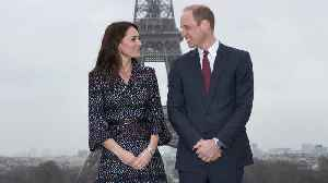 News video: This Is Why Prince William and Duchess Catherine Don't Hold Hands in Public