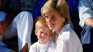 News video: Prince Harry Completely Opens Up About Princess Diana's Death