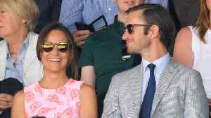 News video: Pippa Middleton and James Matthews' Love Story Is One for the Books