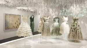 News video: Dior Opens the Largest Fashion Exhibition Ever to Be Held in Paris