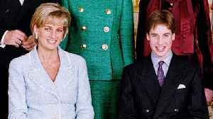 Once Princess Diana Invited a Group of Supermodels Over to the House to Embarrass Prince William