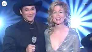 A love story marriage after 50 years apart one news for Clint black and lisa hartman wedding pictures