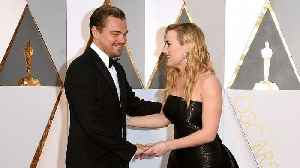 News video: Leonardo DiCaprio and Kate Winslet's Real Life Friendship is Adorable
